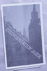 image of New York University 2009 Disorientation Guide