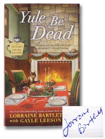 Berkley Prime Crime, 2018. Mass Market Paperback. Fine. Signed by author. Signed by Lorraine Bartlet...