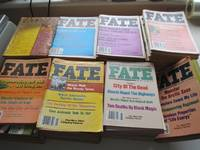 image of Fate the world's mysteries explored: a broken run of 95 issues between Vol  4 no. 3 (April 1951) and Vol 38 no. 3 (March 1985)