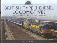 British Type 3 Diesel Locomotives. Classes 33, 35, 37 and upgraded 31