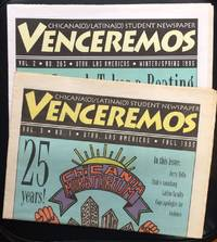 image of Venceremos: Chicana(o)/Latina(o) student newspaper [two issues]