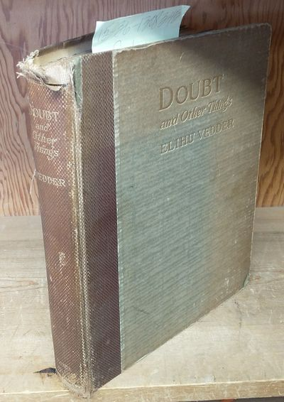 Boston: The Four Seas Company, 1922. Hardcover. Large Octavo; pp 289; Fair/no-DJ; brown spine with g...
