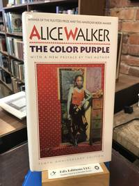 The Color Purple: Tenth Anniversary Edition by  Alice Walker - First THUS - 1992-05-22 - from Ed's Editions, LLC (SKU: 192548)
