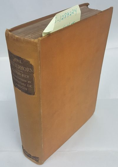 London: T. Fisher Unwin, 1907. First Edition. 4to., 336 pp., VG- condition; orange cloth boards, spi...