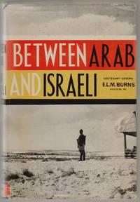 Between Arab and Israeli