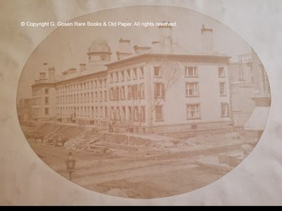 Columbia College, N. Y. Negative by E. L. Walker. Photographic and Fine Art Journal Print. An albume...