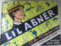 Li'L Abner Dailies Volume 1: 1934-1935