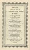View Image 2 of 9 for Franklin Typographical Society of Boston. A Collection of Books, Pamphlets, and Ephemera relating to... Inventory #28188