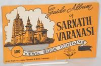 Guide album of Sarnath Varanasi; 100 views, book contains