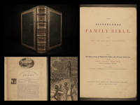 The illustrated family Bible : containing the Old and New Testaments, &c. &c. ; with the self-interpreting and explanatory notes, and marginal references, of the late Rev. John Brown