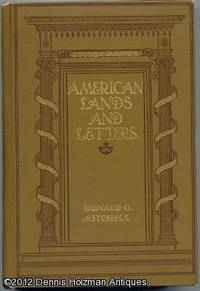 image of American Lands and Letters: The Mayflower to Rip Van Winkle