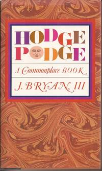 image of Hodgepodge: A Commonplace Book