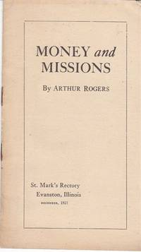 image of Money and Missions