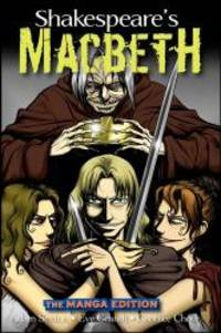 image of Shakespeare's Macbeth: The Manga Edition (Wileys Manga Shakespeare)