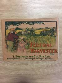THE FEDERAL HARVESTER [PROMOTIONAL BOOKLET]