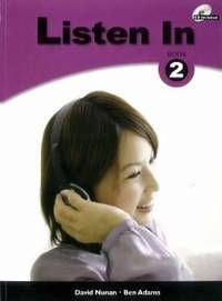 Listen In Book 2 (with Audio CD) - Asia Edition