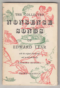 The Collected Nonsense Songs of Edward Lear
