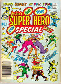 Archie's Super Hero Special No. 1