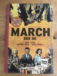 March: Book One by John Lewis and Andrew Aydin  - Paperback  - 0  - from The Bookery (SKU: 000548)