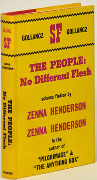 image of THE PEOPLE: NO DIFFERENT FLESH