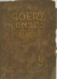 GOERZ LENSES. 1910