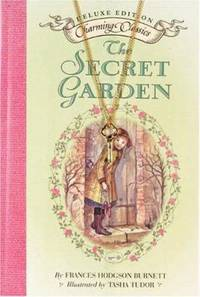 The Secret Garden Book and Charm