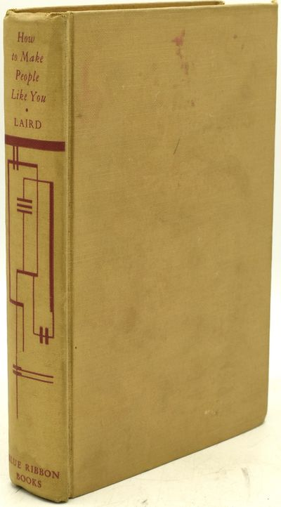 New York: Blue Ribbon Books, 1933. Hard Cover. Very Good binding. Spots of soiling to the boards, an...
