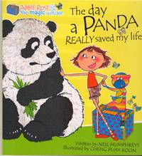 The Day a Panda Really Saved My Life