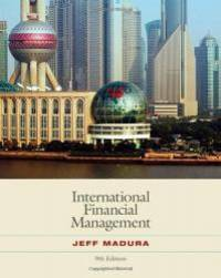 International Financial Management (with World Map) (Available Titles CengageNOW)
