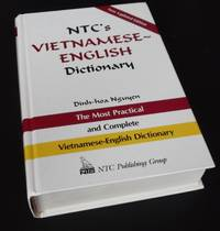 N.T.C.'s Vietnamese-English Dictionary. Updated edition, 1995