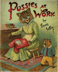 PUSSIES AT WORK