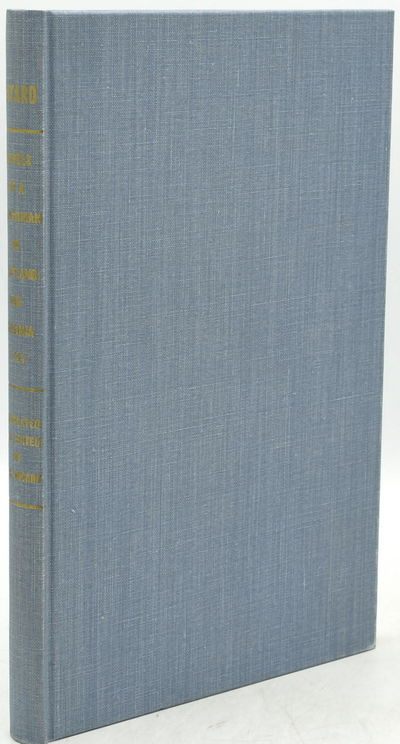 Ann Arbor: Edwards Brothers, 1950. Limited Edition. Hard Cover. Very Good binding. Signed. 8vo.; in ...