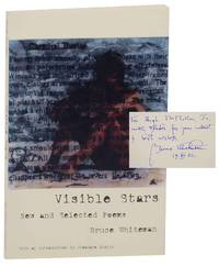 Visible Stars: New and Selected Poems (Signed First Edition)