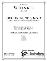 Der Traum, Op. 8, No. 3