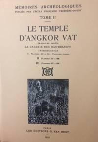 Le Temple D'Angkor Vat (Memoires Archeologiques / Publies Par L'Ecole Francaise D'Ex) by Louis Finot - Hardcover - Reprint of French ed. - 1995 - from Glocal Matters (SKU: GM1014)