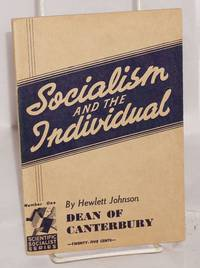 image of Socialism and the individual