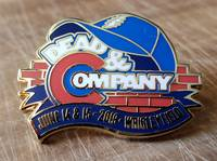Dead and Company - 2019 - Tour Pin - Wrigley Field