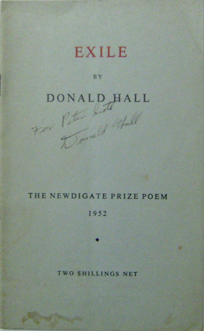 Swinford: Fantasy Press, 1952. First Edition. Paperback. Good. First edition of this poetry chapbook...
