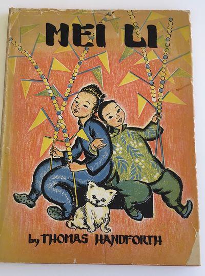 New York: Doubleday, 1938. 1st ed.. Hardcover. Fine. Handforth, Thomas. Stated 1st ed., large 4to pi...