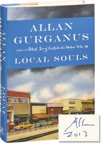 image of Local Souls: Novellas (First Edition, inscribed to fellow author Chris Offutt)