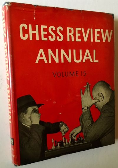 New York: Chess Review (Distributed by David McKay), 1947. Cloth. Very Good +/Very Good +. A very pr...
