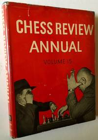 Chess Review Annual -- 1947 (In a Bright, Crisp Dustjacket)