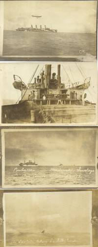 33 World War I Naval Postcards
