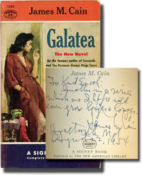 image of Galatea (First Edition in paperback, inscribed to Signet Books founder Kurt Enoch)