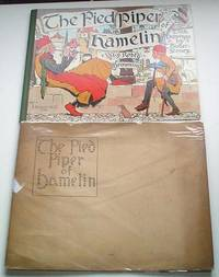 THE PIED PIPER OF HAMELIN by BROWNING.ROBERT.; Butler-Stoney.T.Illustrates - First Edition - from Paul Foster Books and Biblio.com