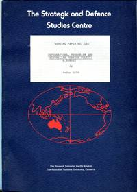 image of International Terrorism and Australian Foreign Policy: A Survey (The Strategic and Defence Studies Centre Working Paper No. 102)