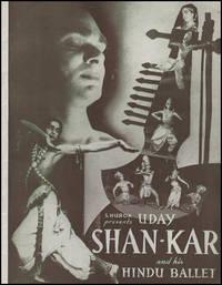 Program: S. Hurok Uday Presents Shan-Kar and his Hindu Ballet