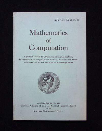 Algorithm for the Machine Calculation...