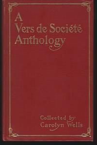 VERS DE SOCIETE ANTHOLOGY