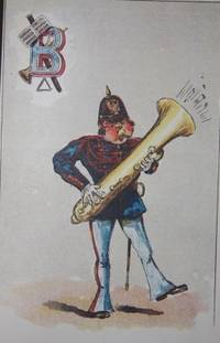 The Comic Military Alphabet.  Army Navy National Guard